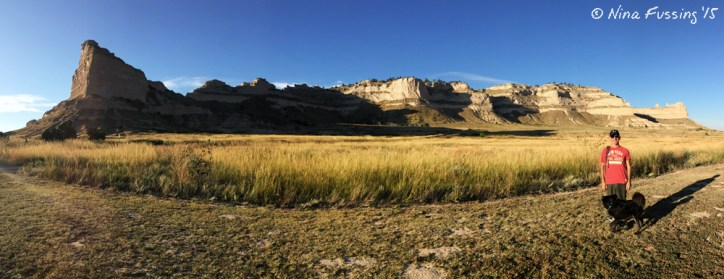 iphone pano from Scotts Bluff National Monument. She sure is pretty!