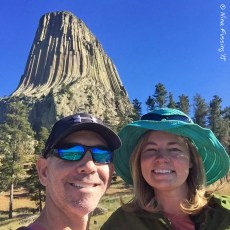 Wild West And Encounters -> A Drive Across Northern Wyoming