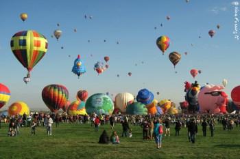 Balloon craziness