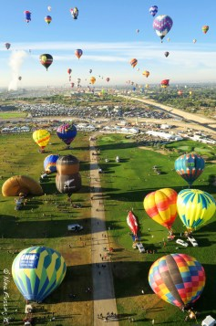 Balloon view