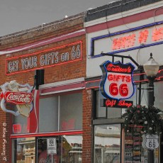 Getting Nostalgic on Old Route 66 – Williams, AZ