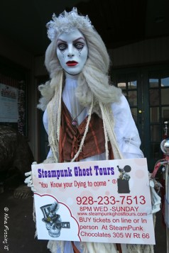 Ghost tours...really?