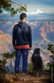 We LOVED our morning walks on the South Rim
