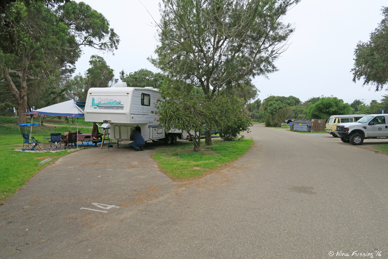 Pismo North Beach Campground Reservations