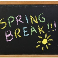 Planning (Or Not) For Spring Break & Other Holidays