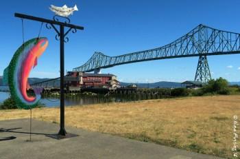 Beautiful Astoria-Megler Bridge