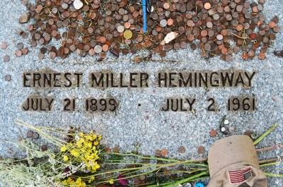 Hemmingway's Grave