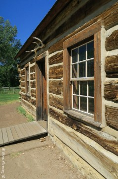 Teddy's Maltese Cross Ranch House