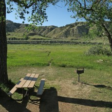 NP Park Review – Cottonwood Campground, Medora, ND