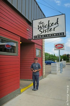 Heading into the Wicked Sister