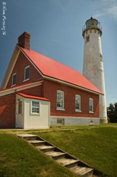 Lighthouse Entrance