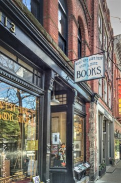 Ann Arbor bookstore