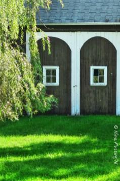 Nostalgic doors