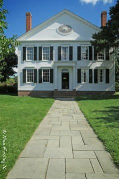 The Noah Webster Home at Greenfield Village