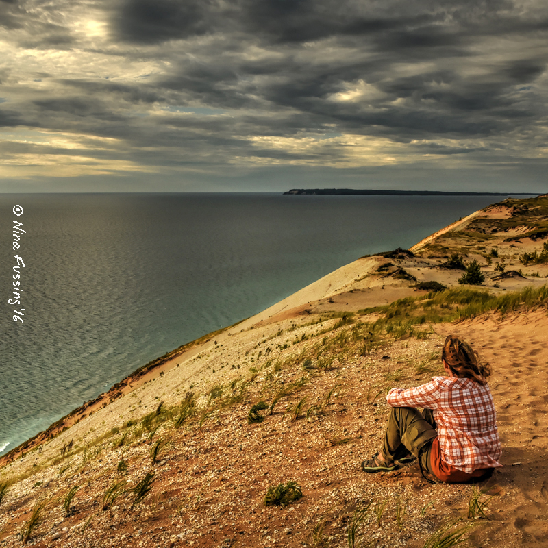 Exploring The Sands Of Time – Sleeping Bear Dunes National