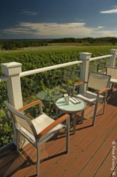 Brys Estate patio area