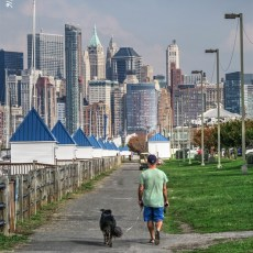RV Park Review – Liberty Harbor RV Park, NJ (NYC)