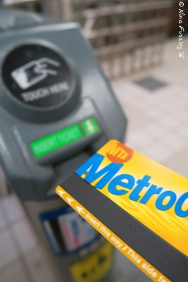Definitely get a metro card if you plan to use rail/bus/subway