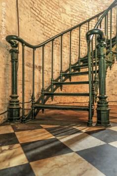 Floor & stair detail
