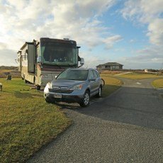 NP Campground Review – Oregon Inlet, Hatteras National Seashore (OBX), NC