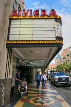 The Rivera Theater on Kings Street