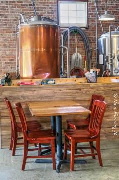 Inside Bog Brewing Company