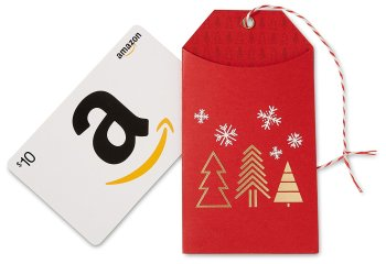 Amazon Gift Cards are an awesome RV gift