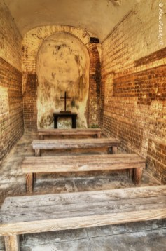 Fort Zachary Chapel
