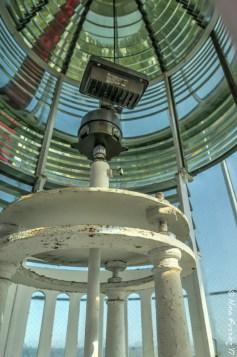 Key West Lighthouse lens