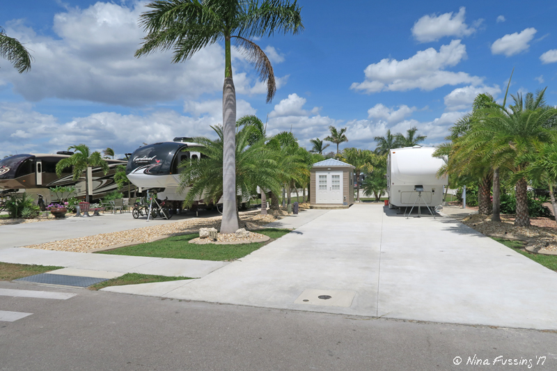 Rv Park Review Cypress Trails Rv Resort Fort Myers Fl