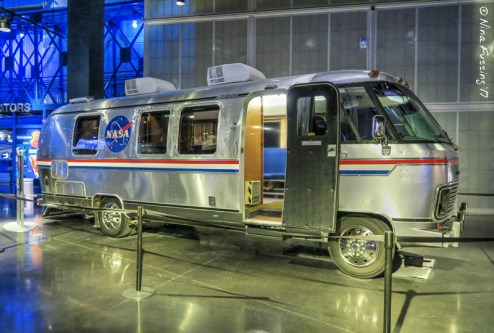 There's a NASA airstream