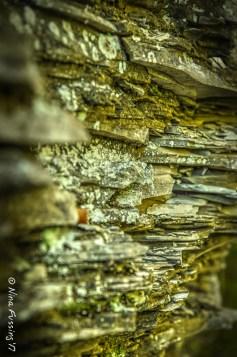 Shale rock