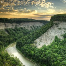 Photographing The Grand Canyon Of The East – Letchworth State Park, NY