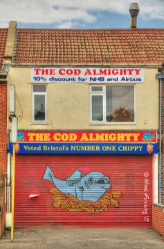 The Cod Almighty (Bristol's best?)