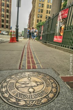 Following the Freedom Trail