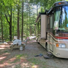RV Campground Review – Boston Minuteman Campground, Littleton, MA