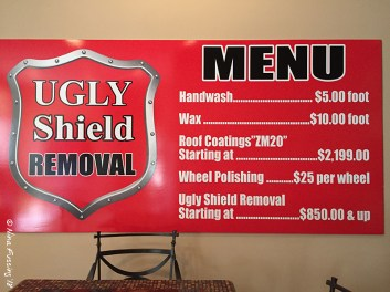They offer detailing services too