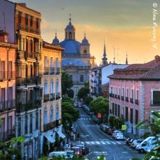 Three Warm, Beautiful Nights In Madrid, Spain