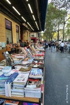 Bookstores on Blvd St Michel