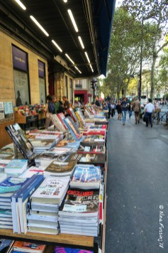 Bookstores on Blvd St Michel