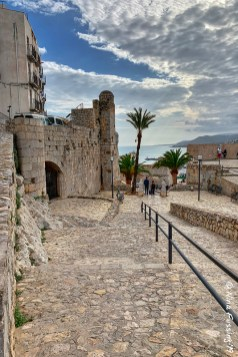 Old town fortifications
