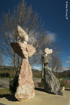 Tautavel sculptures