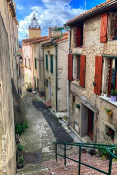 Tautavel alleyways