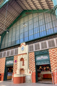The covered market