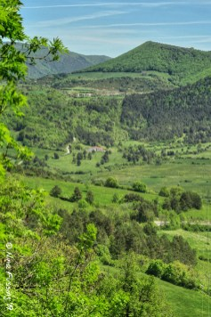 Views from Alto De Erro