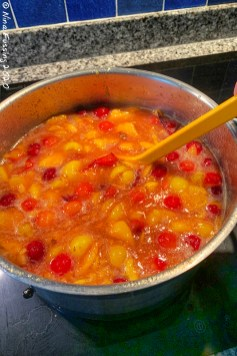 Cooking jam