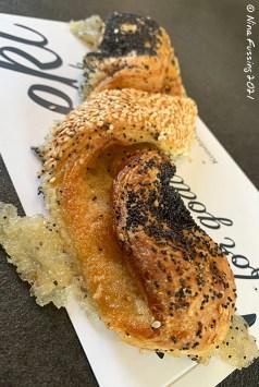 Frøsnapper pastry from Høyers Konditori