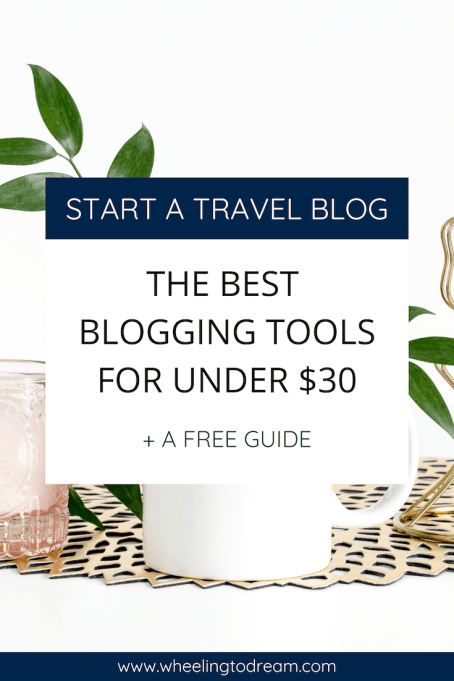 Here is a list of the best blogging tools to help you grow and scale your blog. When you start a travel blog you can't simply start a travel blog and handle it without tools.