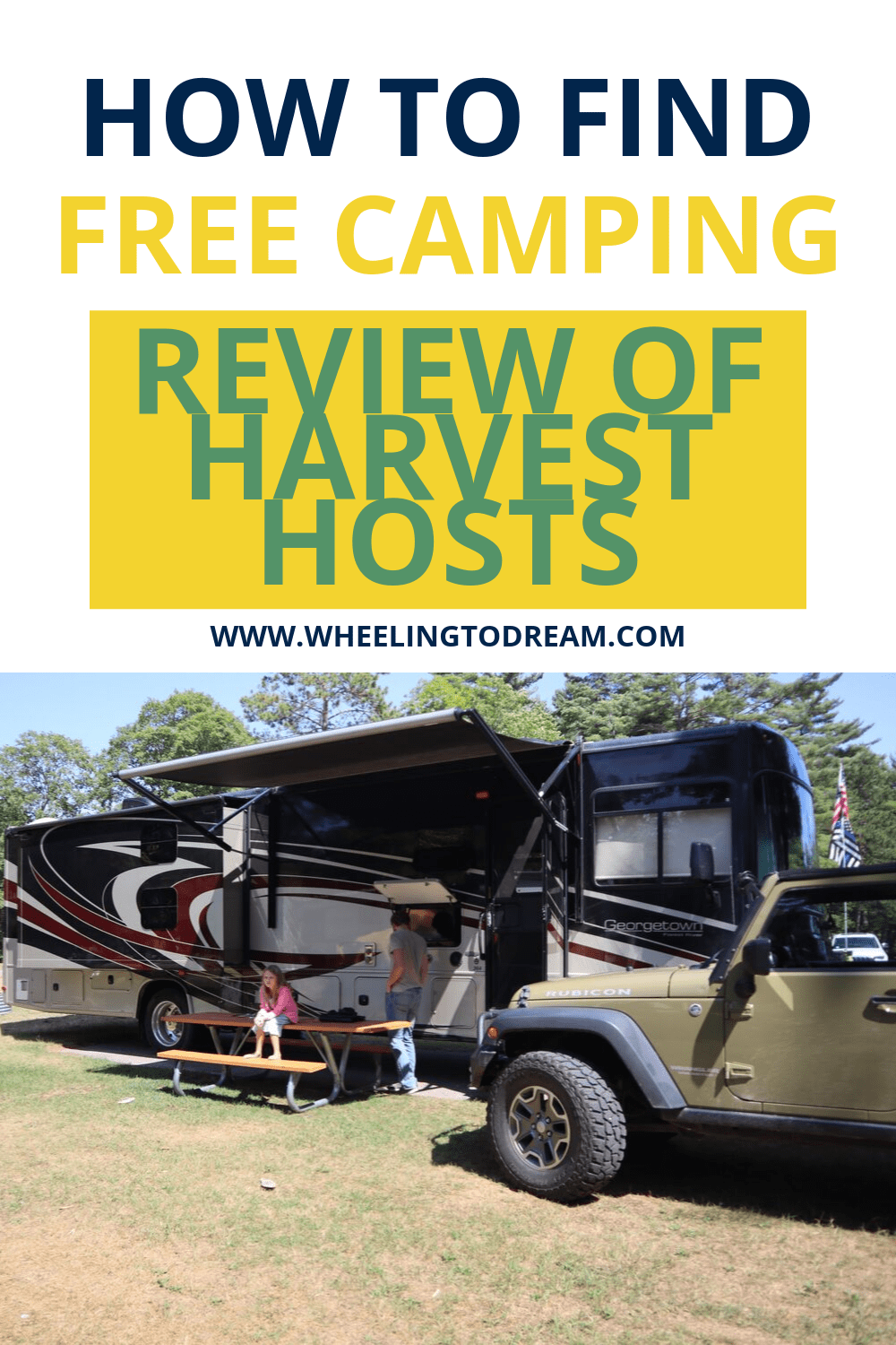 I bet you're on the hunt for best free rv camping... and you are spending hours trying to find sites. No more of that! Here is the best camping apps for finding RV camping destinations. Who doesn't love free RV camping sites? Know you are safe and have a beautiful dry camping spots around. These sites are vetted so you know they won't be sketchy.