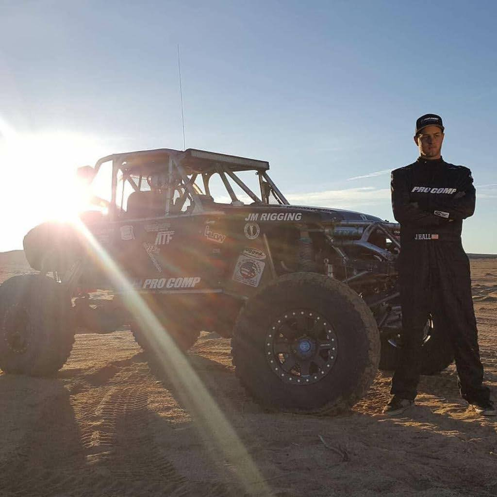 Episode 63: Justin Hall – W.E. Rock Champion and Ultra4 Driver